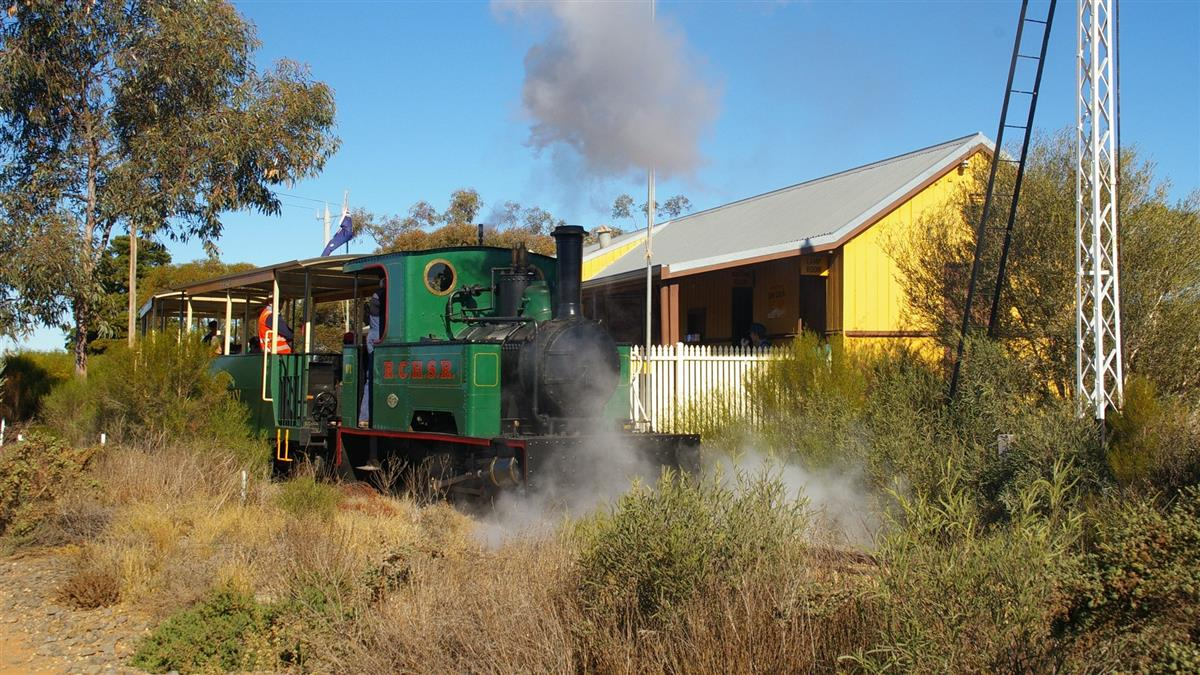 Farewell to Murrayville Weekend Tour | Heritage Diesel Train